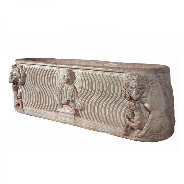 The Lion Sarcophagus