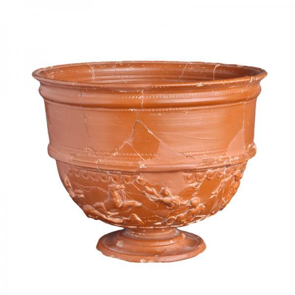 Italic terra sigillata cup